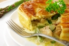 Chicken & Asparagus Pie 10